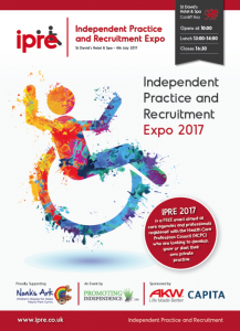 the Independent Practice and Recruitment Expo