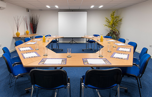 Image of meeting rooms