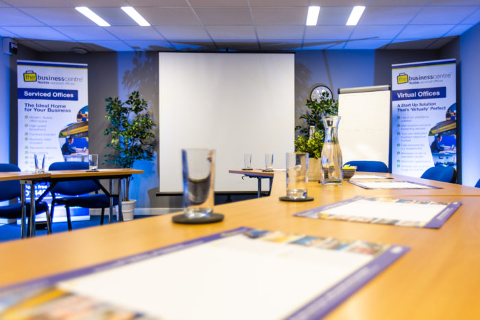 Meeting Rooms in The Business Centre (Cardiff) Ltd